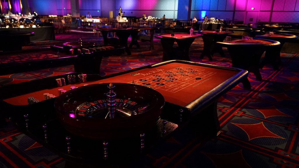 Ace High Roulette Table Rentals